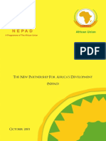 NEPAD Framework (English)