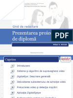 Ghid Prezentare PPT Diploma