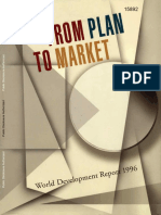 World Bank - From Plan to Market