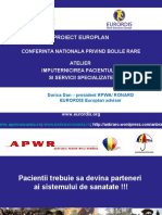 Tema 5 Iimputernicirea Pacientului Si Servicii Specializate