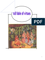 108 fable of virtues
