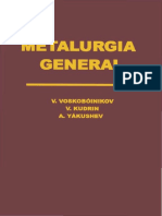 Metalurgia General