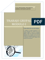 TGM1 Taller Auditoria