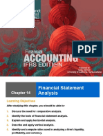 Chapter 14 - Financial Statement Analysis