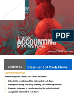 Chapter 13 - Statement of Cash Flows