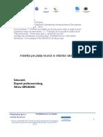 Insertia Pe Piata Muncii a Viitorilor Absolventi