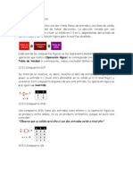 Tarea 2 Nomenclatura y Diagrama de Conexion de Compuertas Logicas