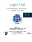 Modyul 19 Ang Pilipinas Sa Panahon Ng Pagpapatatag