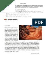 CONECTORES texto expositivo