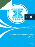 ASEAN Documents Series 2014