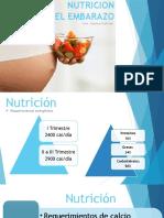 Nutricion Materna