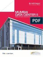 Netmagic Mumbai Data Center Brochure