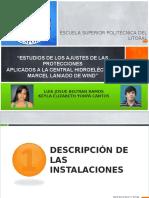 Informe de Materia de Graduación Yonfá Beltrán Presentacion