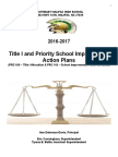 title i plan of action 2016-2017  1