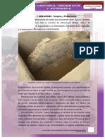 Arquitectura y Urbanismo Templos y Poblaciones Los Mochicas