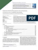 Production of biodiesel using high free fatty acid feedstocks.pdf