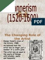 Mannerism.2(Renaissance)