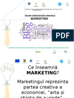 Ce Inseamna Marketing