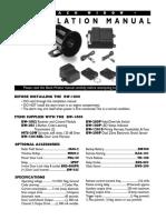 BW650 Install