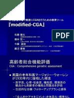 PC連合学会発表スライド-mCGAについて
