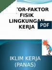 faktor-faktor fisik k3