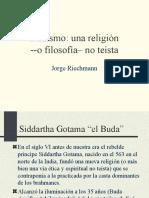 Budismo Una Religión No Teísta
