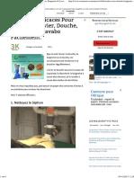 7 Astuces Efficaces Pour Déboucher Évier, Douche, Baignoire & Lavabo Facilement..pdf