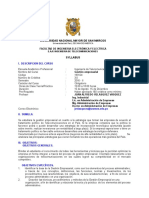 Syllabus- Gestion Empres. -2016 - II