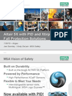 Altair 5X PID Product Overview