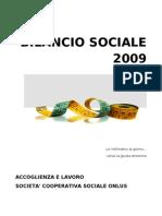 BilancioSociale 2009