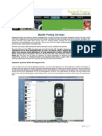 Mobile Porting Services