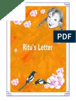 Ritu's Letter - The Community Version