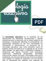 Tecnoligía Educativa