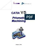 Prismatic Machining HR