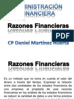 Administracion Financiera Razones Financieras