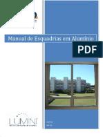 Manual de Esquadrias Em Alumínio