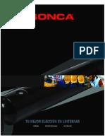 Sonca - Catálogo