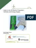 Wp 1 Report Status Quo Electric Propulsion