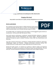 Wedgewood Partners Fourth Quarter 2016 Client Letter Changing of the Guard