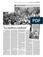 """""""La Muñeca catalana"""""""