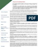 Glosario de Contabilidad Pública1
