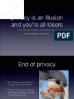 Infosecurity 2013 Privacy.pdf