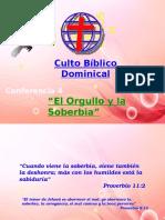 Conferencia 4. El Orgullo y La Soberbia 17 04 2011