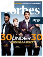 Forbes USA - 24 January 2017