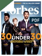 Forbes USA - 24 January 2017