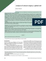 Cosrt Effectiveness Analysis