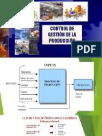 Generalidades Planeación y Control de La Producción