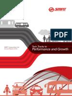 SMRT Annual Report 2016