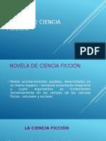 Novela de Ciencia Ficcion