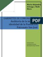 CATEDRA 2 patronato San José